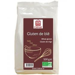 gluten de blé bio Celnat