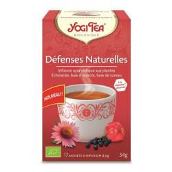 défenses naturelles yogi tea