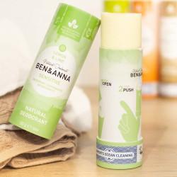 déodorant sensitive lemon & lime ben et anna