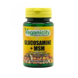 Glucosamine + MSM veganicity