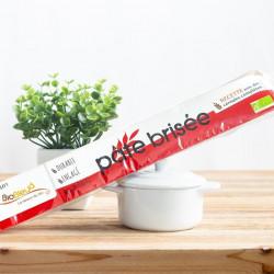 pâte brisée vegan biobleud