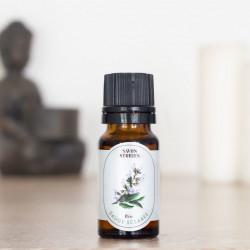 huile essentielle sauge sclarée savon stories