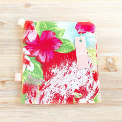 pochette vrac KUFU grand format floral
