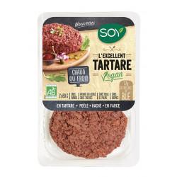 tartare vegan soy