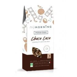 porridge choco coco numorning
