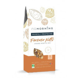 muesli protéiné Forever Nuts Numorning