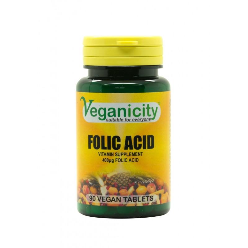acide folique veganicity