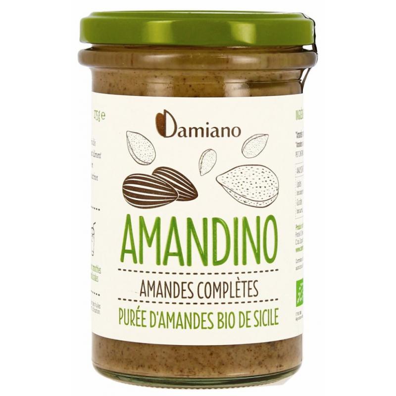 amandino Damiano - amandes complètes