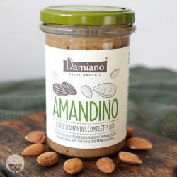 amandino damiano - purée amandes complètes