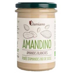 Amandino amandes blanches - Damiano - 275g