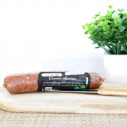 cisson chorizo roots vegan food
