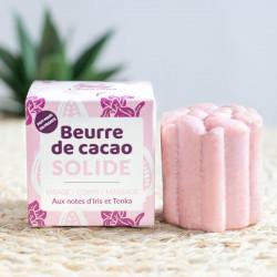 beurre cacao rose lamazuna