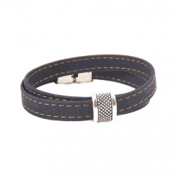 bracelet baptiste karmyliege bleu foncé