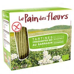 Pain des fleurs Sarrasin