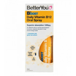 boost b12 spray oral Better You 25ml