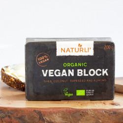 vegan block naturli