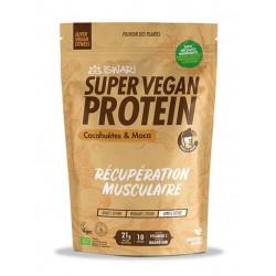 super vegan protein iswari cacahuetes maca 350g