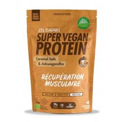 super vegan protein iswari caramel sale ashwagandha 350g