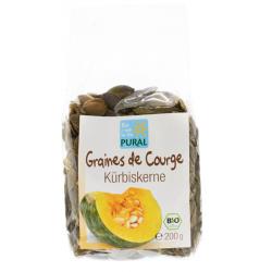 Graines de Courge Bio PURAL - 200g