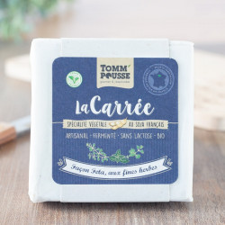carree fines herbes tomm pousse 160g
