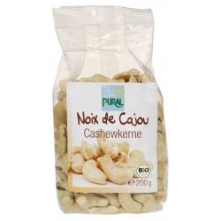 Noix de Cajou bio PURAL - 200g