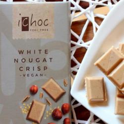 iChoc - chocolat vegan nougat blanc
