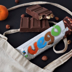 barre de chocolat vego 150g