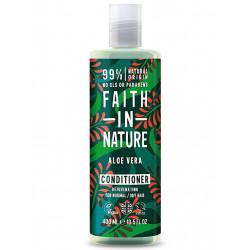 après shampoing faith in nature aloe vera