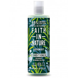 après shampoing faith in nature romarin