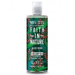 shampoing faith in nature aloe vera