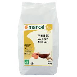 Farine sans gluten Sarrasin Bio - MARKAL - 500g