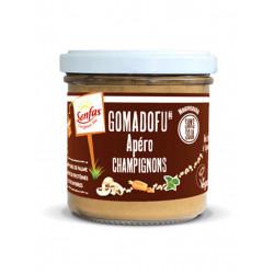 gomadofu champignons senfas