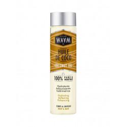 huile de coco waam