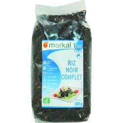 Riz Noir Complet bio MARKAL - 500g