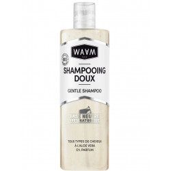 Waam shampoing sans sulfate base