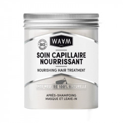 base masque soin capillaire waam