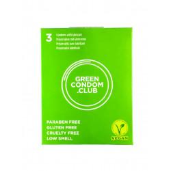 préservatifs Green Condoms Green condom Club