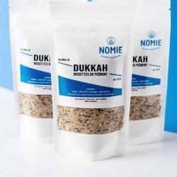 mélange dukkah du Piémont Nomie