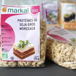 Markal protéines de soja gros