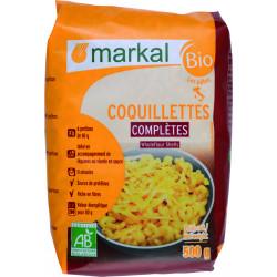 Coquillettes Bio Complètes MARKAL - 500g