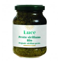 Pesto siciliano luce bio