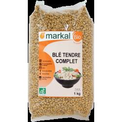 Blé Tendre Complet bio MARKAL - 500g