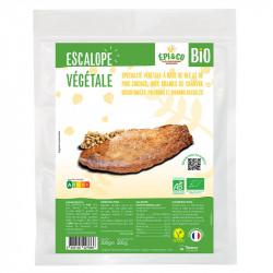 escalope végétale bio Epi and Co