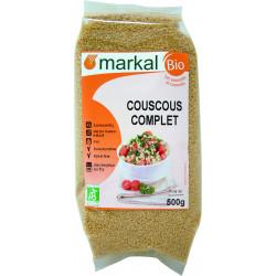 Couscous Complet bio MARKAL - 500g