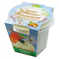 crème fouettée vegan amande Soyana