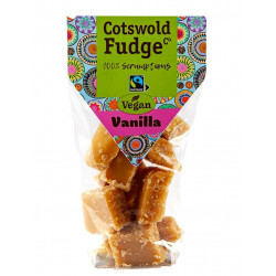 fudge vegan vanille Cotswold Fudge Co
