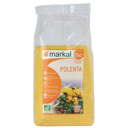 Polenta bio MARKAL - 500g