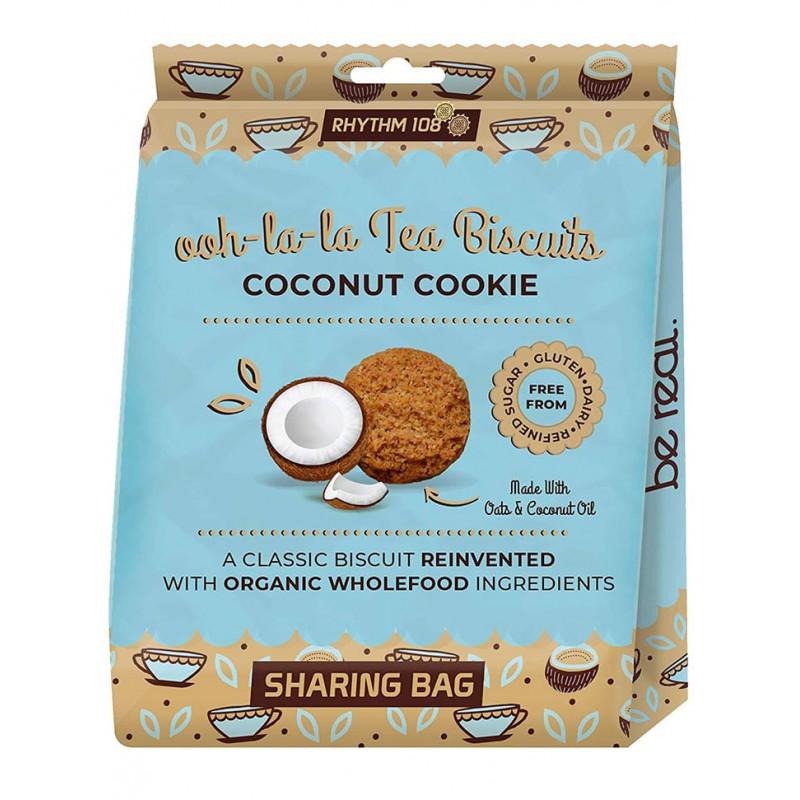 rhythm 108 coconut cookie
