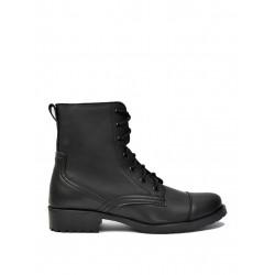altercore vitas vegan black boots