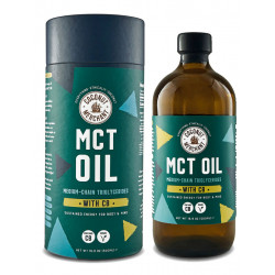 huile MCT C8 Coconut Merchant